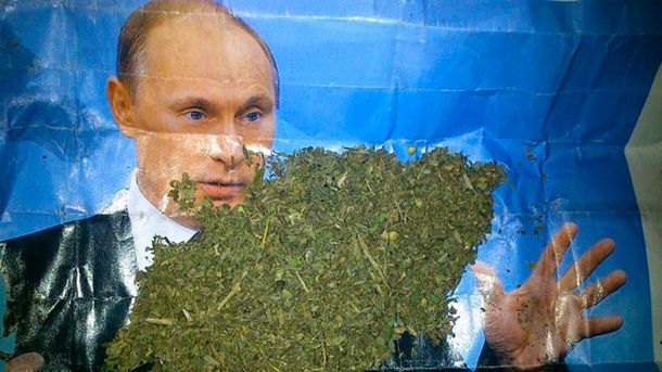 Путін мав був причетний до наркоторгівлі