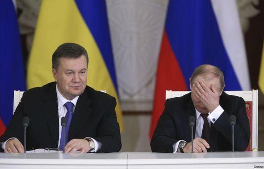 """Путин как """"глобальный Янукович"""""""