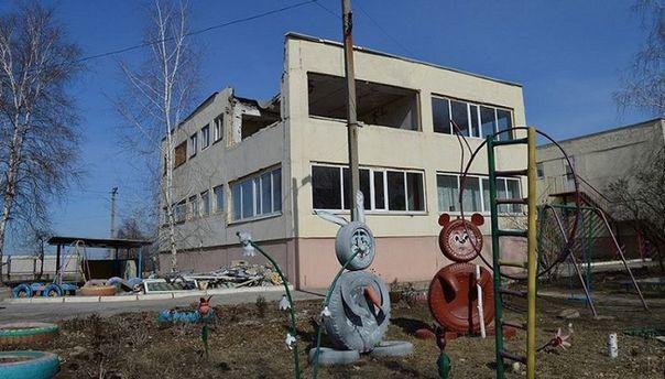 Дитячий садок в Попасній