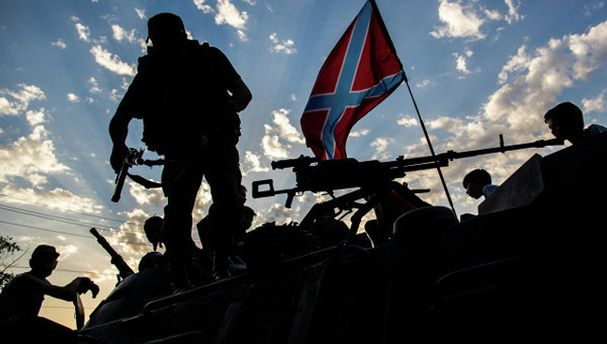 Боевики террористической