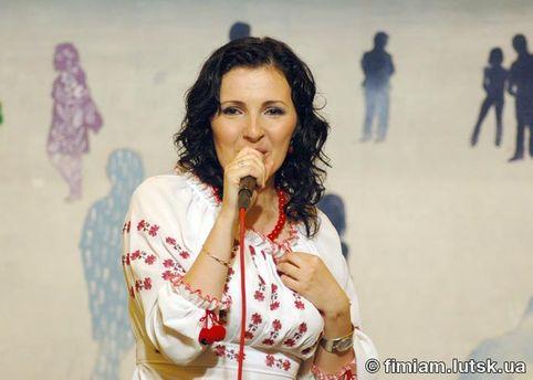 Марина Одольская