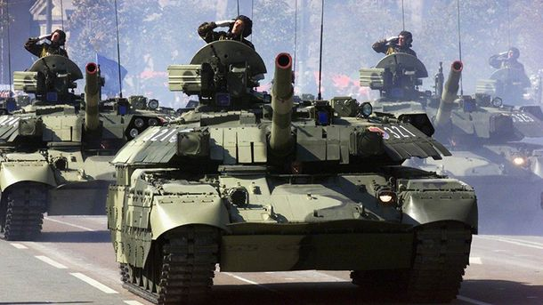 Украина по результатам прошлого года — в топ-10 экспортеров вооружения