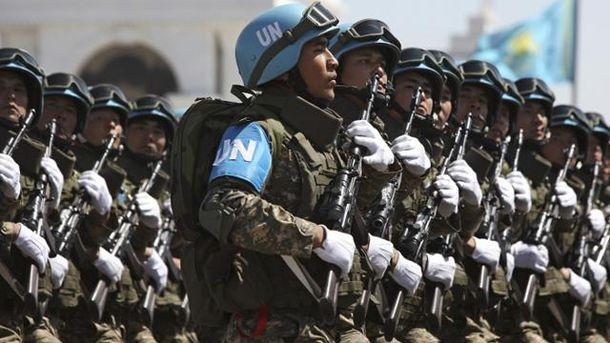 Россия не может участвовать в миротворческой операции, — Администрация Президента
