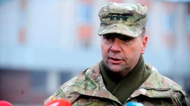 Генерал Бен Ходжес