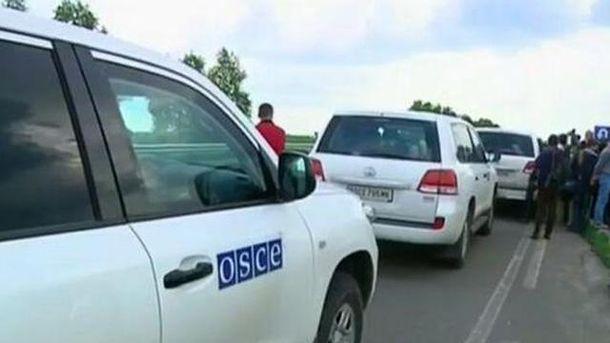 Автомобілі ОБСЄ