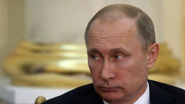 Путін на зустрічі в Казахстані