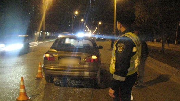 Місце аварії у Краматорську
