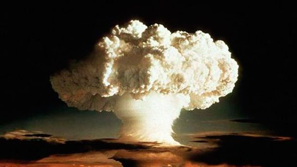 Ядерний удар