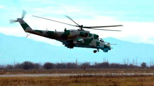 Стали известны подробности катастрофы Ми-24 в Киевской области