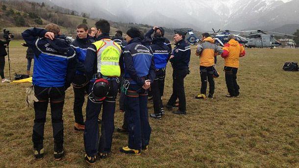Рятувальники на місці трагедії
