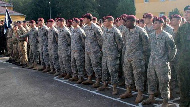 Військові навчання на Львівщині