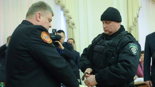 Сергій Бочковський