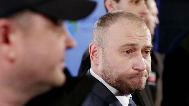Дмитро Ярош