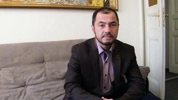 Эрнест Абкелямов