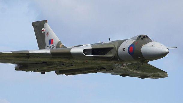 Літак ВПС Великобританії
