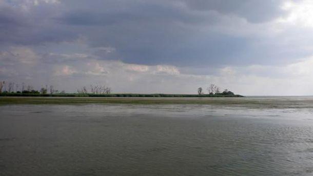Каховське водосховище