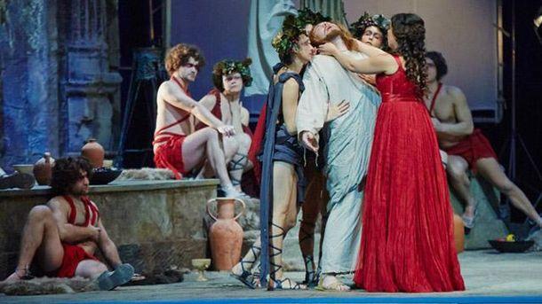 Отрывок из оперы