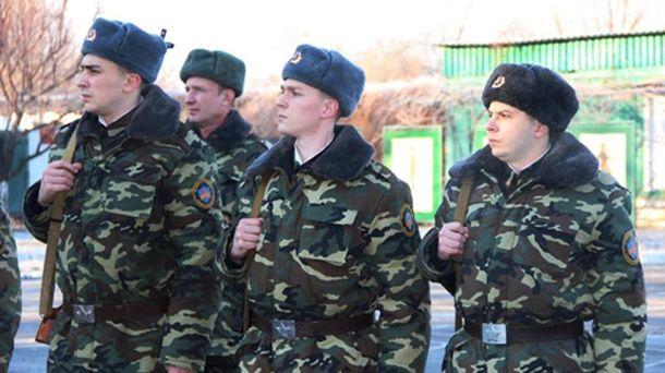 Придністровські прикордонники