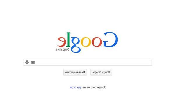 Первоапрельский сервис Google
