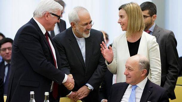 Переговори щодо іранської ядерної програми