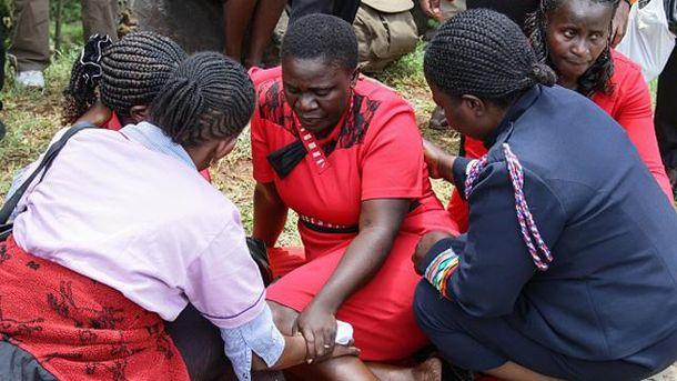 Правоохранители задержали 5 предполагаемых организаторов теракта в Кении