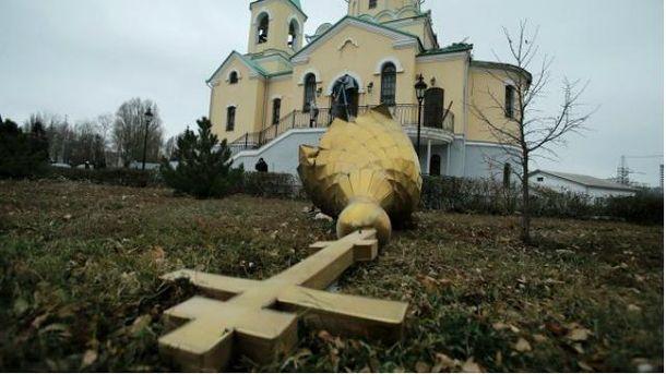 Зруйнована церква