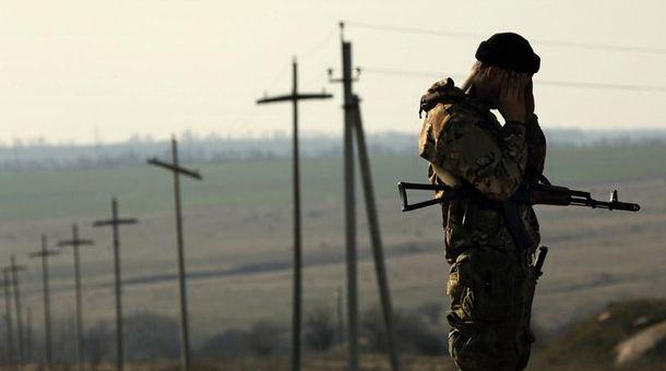 Обстріл солдатів на Запоріжжі кваліфікували терактом