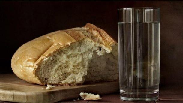 Хліб і вода