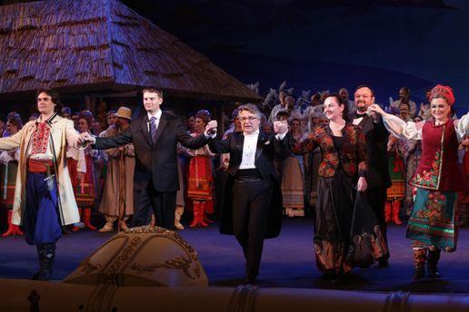 Национальная опера Украины празднует юбилеи