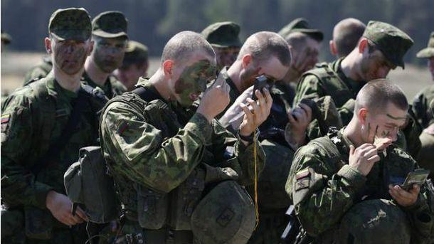 Підготовка до військових навчань