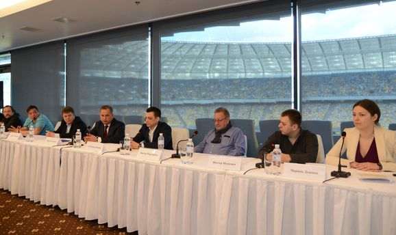 Пресс-конференция накануне старта конкурса