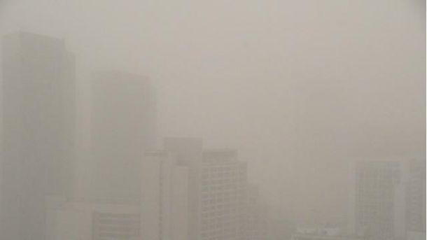 Піщана буря в Пекіні