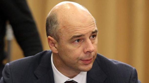 Антон Сілуанов