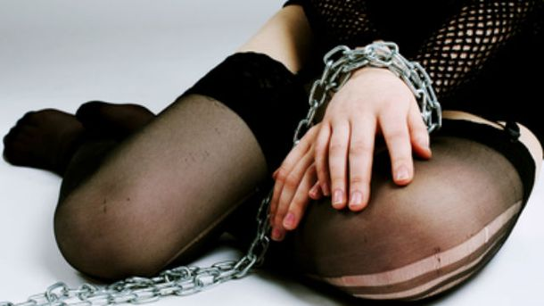 Секс-рабство