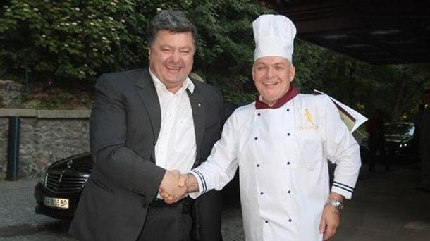 Порошенко и Киселев