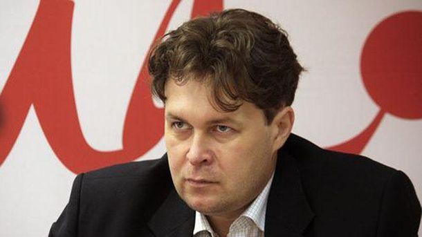 Политолог Евгений Магда