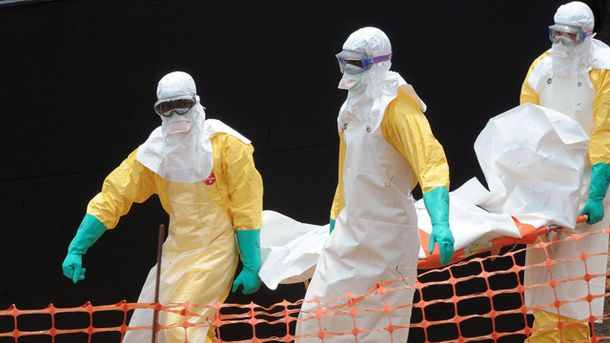 Боротьба з Еболою