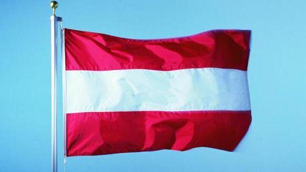 Прапор Латвії