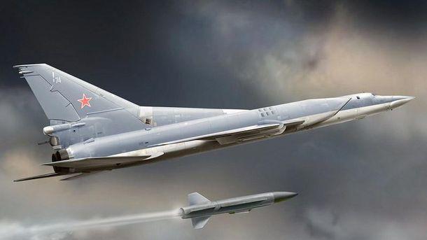 Российские бомбардировщики летают над Европой с ракетами, — НАТО