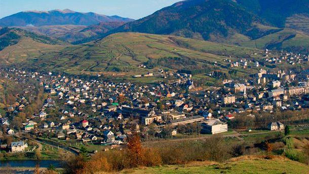 Село Межигорцы