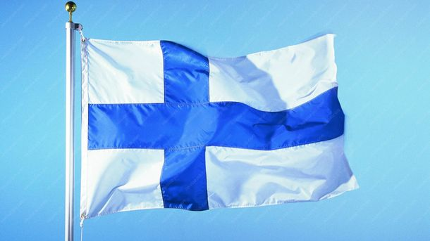 Прапор Фінляндії