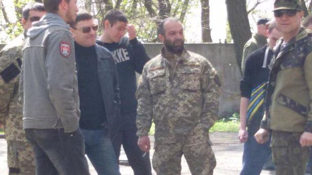 Боевики Корбана захватили Днепропетровский суд