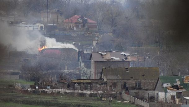 """""""Азов"""": Утро у Широкина началось с атаки боевиков . Есть раненые военные"""