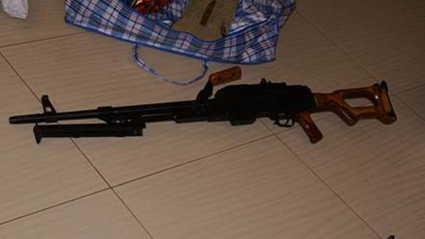 Кулемет ПКМ