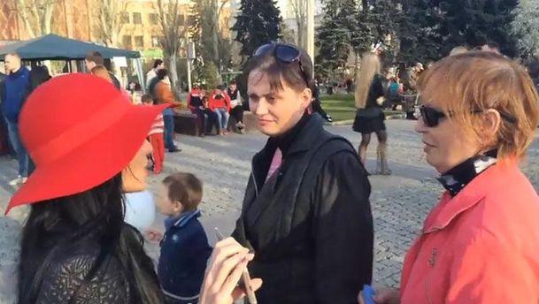 Опитування в Донецьку