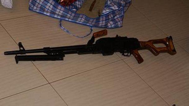 Пулемет ПКМ