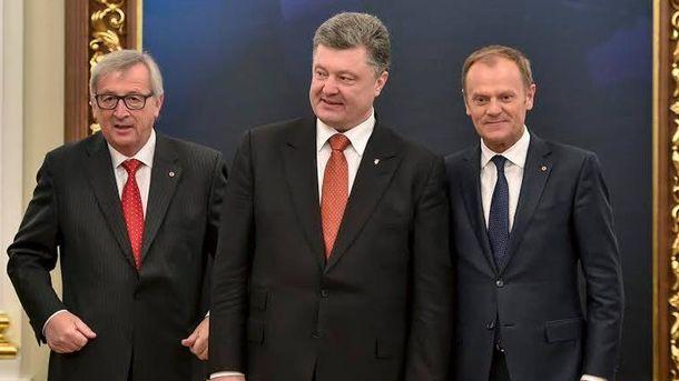 Саміт Україна — ЄС