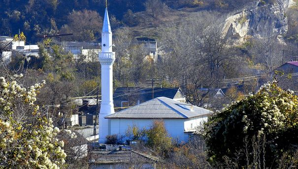 Мечеть у Скалистому