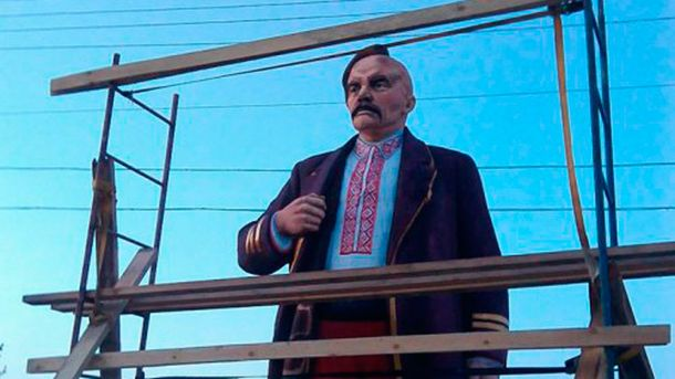 Ленін-козак у Черкасах