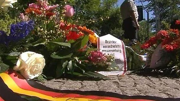 День победы отмечают в Германии